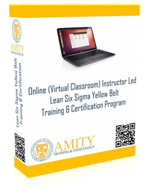 Six Sigma Yellow Belt Training And Certification Program