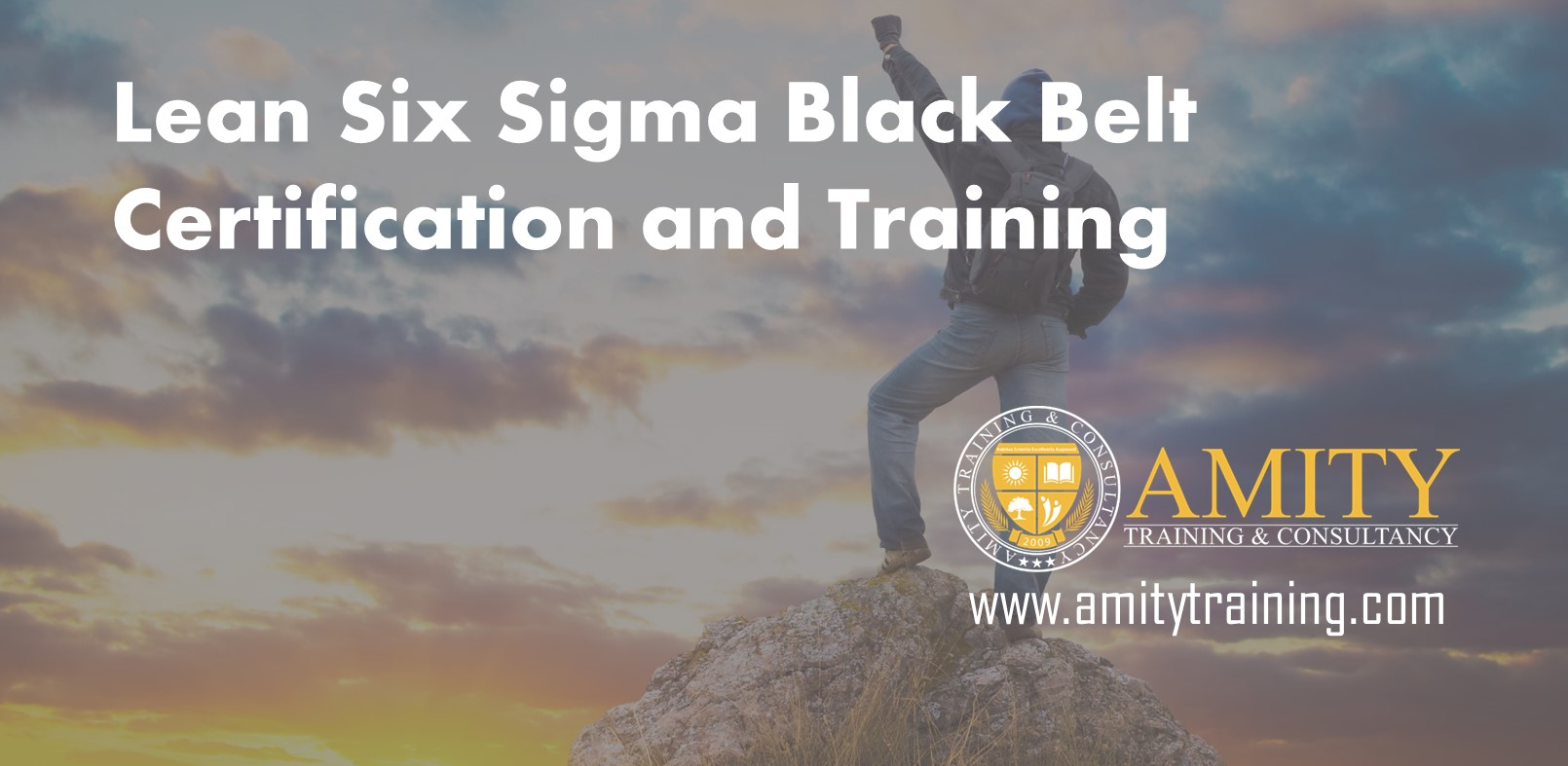 Six Sigma Black Belt Certification Training Program