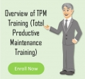 Overview of TPM Total Productive Maintenance Training