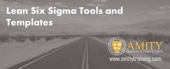 FREE Lean Six Sigma Templates