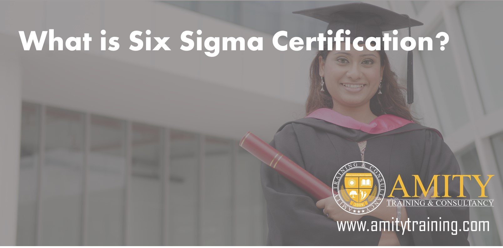 What is six sigma certification how to get six sigma certified xflitez Choice Image