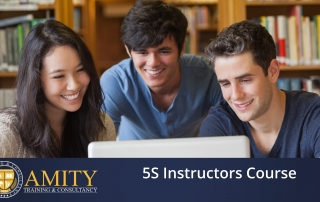 5S Instructors Training Course